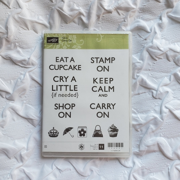 Stampin Up Hostess Carry On